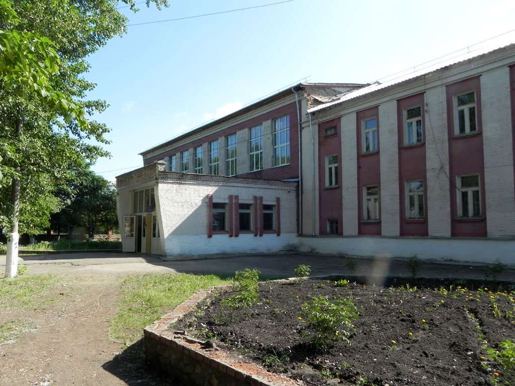 В городе Михайлов Рязанской области есть замечательная школа № 2.