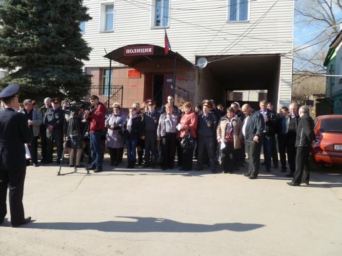 В Михайловском районе на майских праздниках вместе с полицейскими патрулировать улицы будут и отряды дружинников