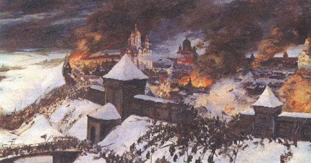 Тысячелетия истории – Рязань михайлов