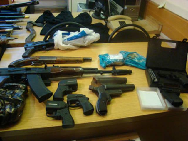 Скажем НЕТ незаконному обороту оружия