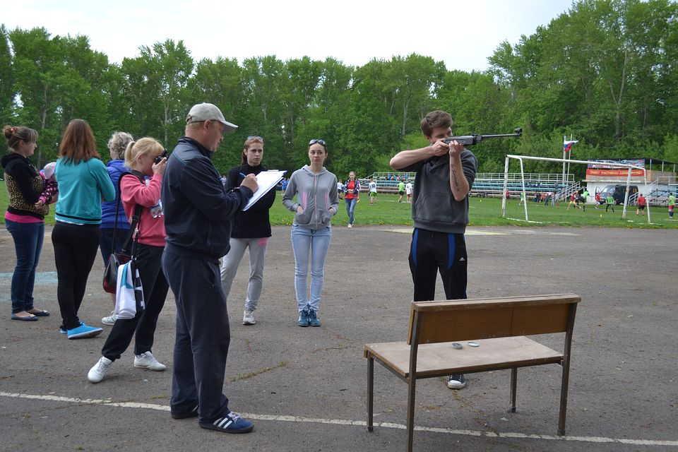 День здоровья и спорта прошел в Михайлове