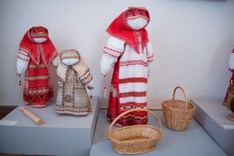 С работами народных промыслов местных жителей области теперь могут познакомиться Рязанцы.