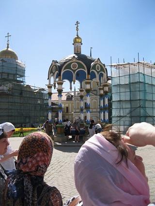 Ученики районных школ посетили Троице-Сергиеву Лавру
