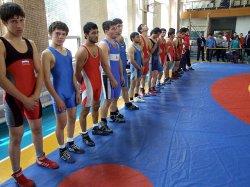 В чемпионате Юность России, борцы из города Михайлов взяли серебро