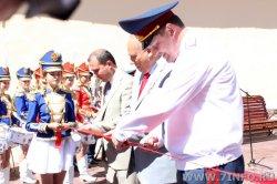 В Рязани установили памятник Александру II