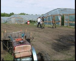 В Рачатниках, находящемся в Михайловском районе, полицейскими было выявлено незаконное привлечение к труду иностранных граждан.