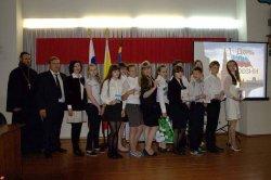 Юные граждане России получили под овации сои первые документы – паспорта в Михайлове.