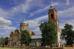 Христорождественский храм с .Ижеславль