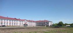Новая сельская школа построена в Михайловском районе