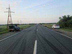 В Михайловском районе произошло ДТП с участием шести автомобилей.