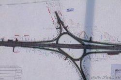 Подготовка к строительству развязки в районе перекрёстка Михайловского шоссе и автодороги М5 «Урал» начнётся уже в этом году