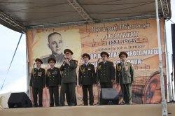В Рязанской области открыли бюст композитору Василию Агапкину