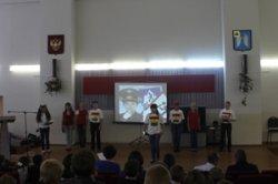 Рязанская Госавтоинспекция провела для школьников города Михайлова и села Захарово акцию Сам себе фонарик