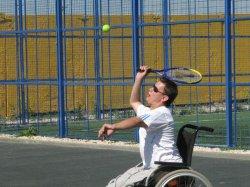 В МЭКИ проводится региональный фестиваль среди спортсменов с ограниченными возможностями здоровья