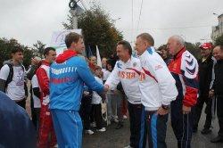 Кросс нации 2014 в городе Михайлов Рязанской области
