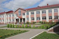 Общежитие в новой Чапаевской школе Михайловского района Рязанской области