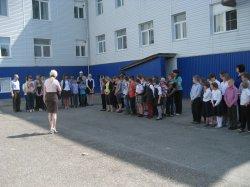 Учебная тренировка по эвакуации в ОГБОУ Михайловская школа-интернат