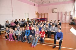 Чапаевская специальная школа интернат